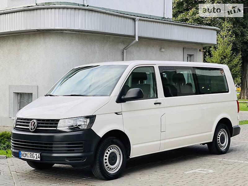 Volkswagen Caravelle Trend2.0TDi110kWt