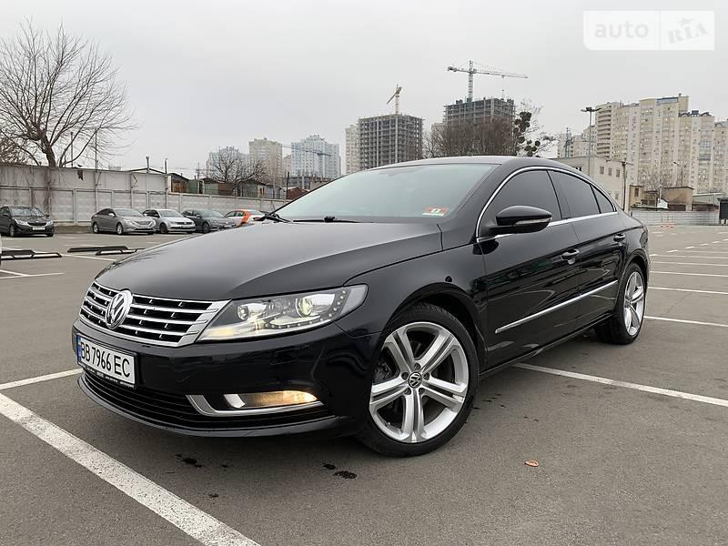 Volkswagen CC 2012 в Киеве