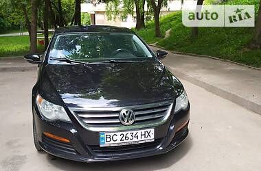 Купе Volkswagen CC 2010 в Львове