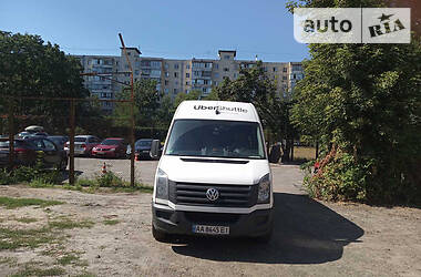 Volkswagen Crafter пасс. 2014 в Киеве