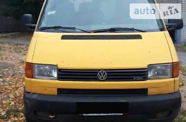 Volkswagen Crafter пасс. 2001 в Харькове