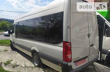 Туристический / Междугородний автобус Volkswagen Crafter пасс. 2010 в Ровно