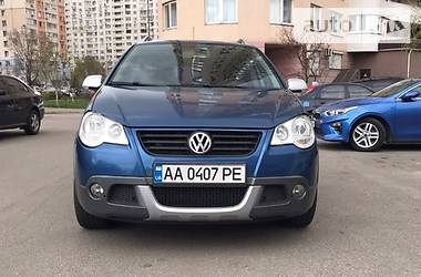 Хэтчбек Volkswagen Cross Polo 2008 в Киеве