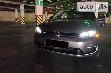 Volkswagen e-Golf 2016 в Киеве