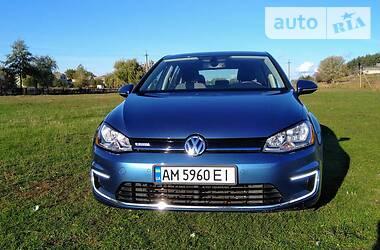Volkswagen e-Golf 2015 в Житомире
