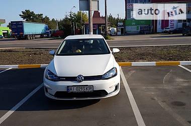 Хэтчбек Volkswagen e-Golf 2015 в Киеве