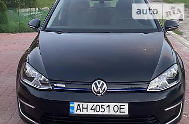 Хетчбек Volkswagen e-Golf 2015 в Покровську