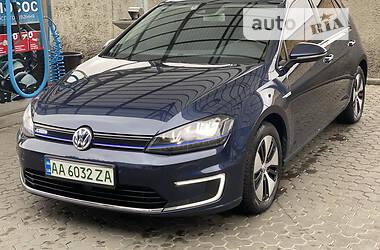 Хэтчбек Volkswagen e-Golf 2014 в Киеве