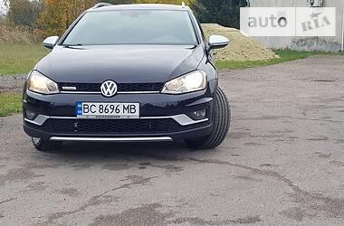 Volkswagen Golf Alltrack 2016 в Городке