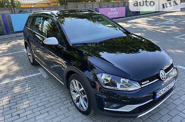 Универсал Volkswagen Golf Alltrack 2017 в Тернополе