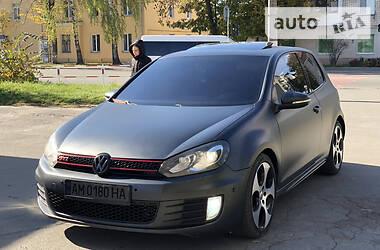 Купе Volkswagen Golf GTI 2011 в Новограде-Волынском
