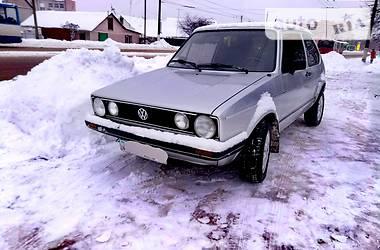Volkswagen Golf I 1983