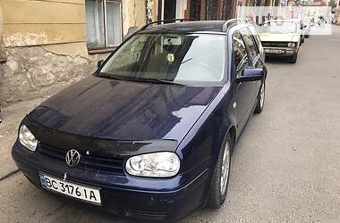 Volkswagen Golf I 2000 в Самборе