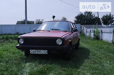 Volkswagen Golf I 1979 в Емильчине