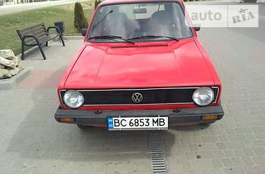 Volkswagen Golf I 1976 в Львове