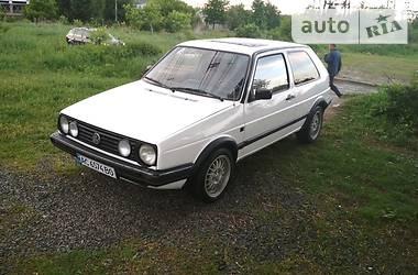 Volkswagen Golf II 1989 в Луцке