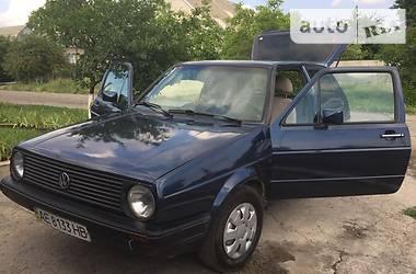 Volkswagen Golf II 1987 в Новомосковске