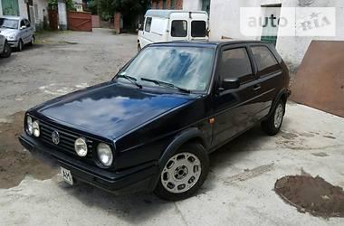 Volkswagen Golf II 1986 в Рахове