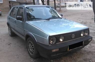 Volkswagen Golf II 1989 в Харкові