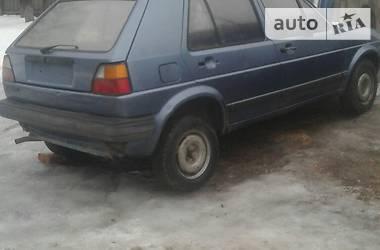 Volkswagen Golf II 1987 в Сумах