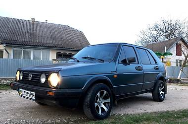 Volkswagen Golf II 1986 в Чернівцях