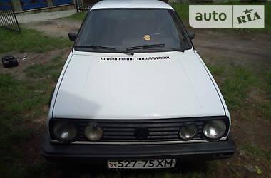 Volkswagen Golf II 1986 в Кам'янець-Подільському