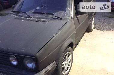 Volkswagen Golf II 1991 в Львові