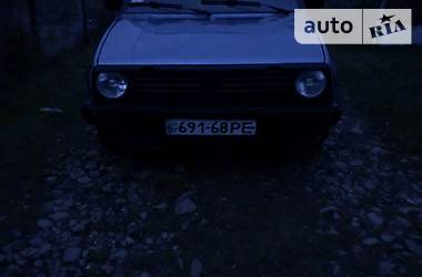 Volkswagen Golf II 1991 в Надворной