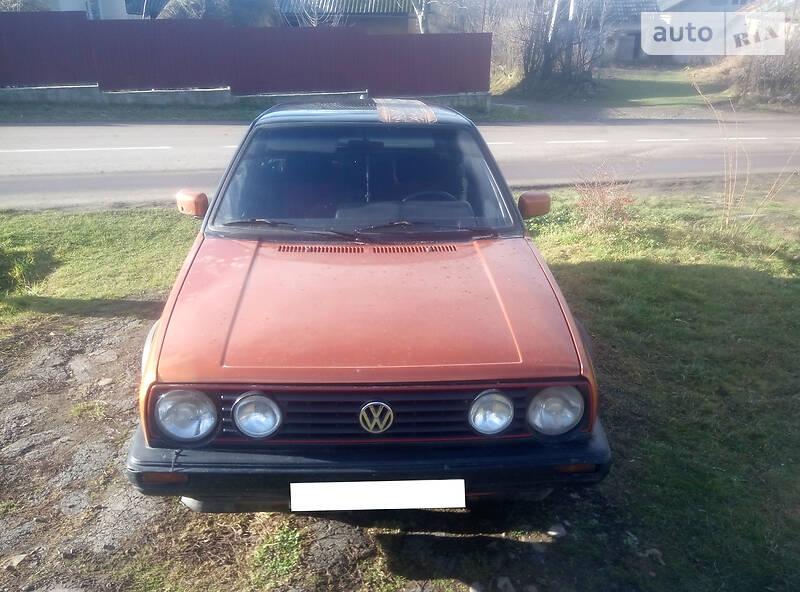 Volkswagen Golf II 1987 в Дрогобыче
