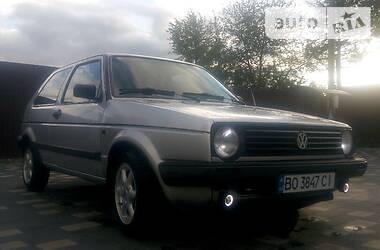 Volkswagen Golf II 1988 в Бучаче