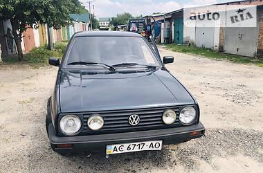 Volkswagen Golf II 1990 в Владимир-Волынском