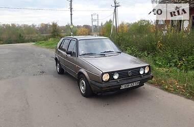 Volkswagen Golf II 1986 в Дрогобыче