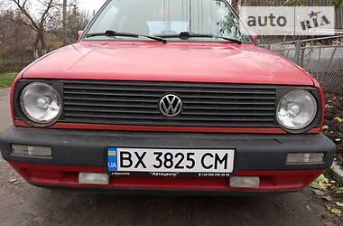 Volkswagen Golf II 1987 в Красилове