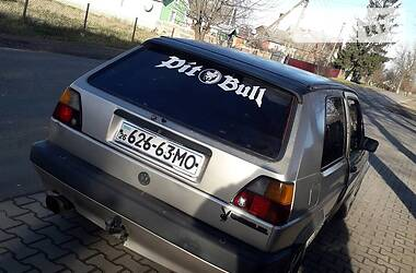 Volkswagen Golf II 1984 в Глыбокой