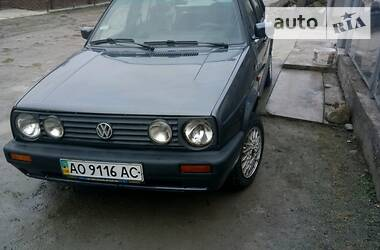 Volkswagen Golf II 1987 в Тячеве