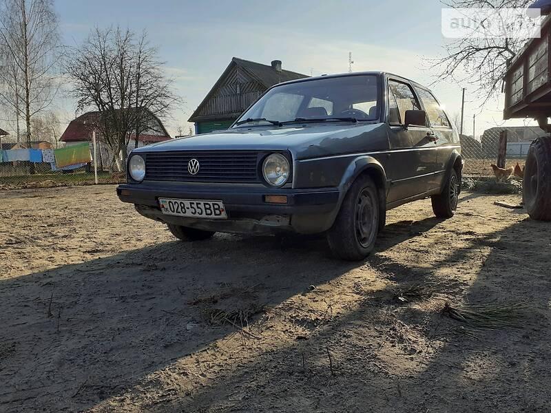 Volkswagen Golf II 1986 в Рокитном
