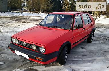 Volkswagen Golf II 1986 в Луцке