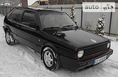 Volkswagen Golf II 1991 в Кельменцах