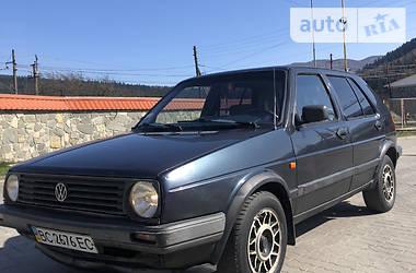 Volkswagen Golf II 1989 в Львове