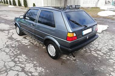 Volkswagen Golf II 1988 в Рокитном