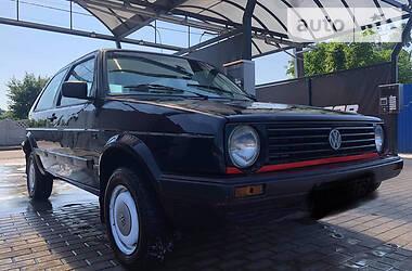 Хэтчбек Volkswagen Golf II 1989 в Жовкве