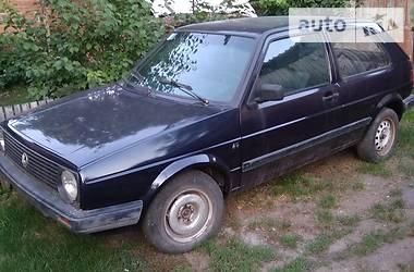 Хэтчбек Volkswagen Golf II 1988 в Нежине