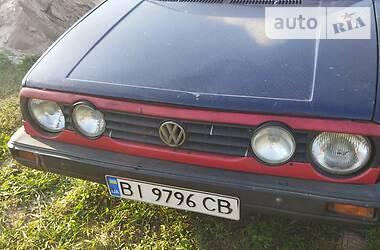 Купе Volkswagen Golf II 1987 в Ромнах