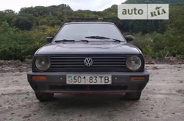 Хэтчбек Volkswagen Golf II 1988 в Кременце