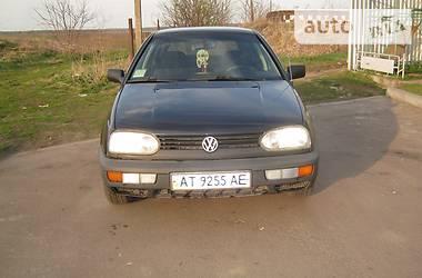 Volkswagen Golf III 1995 в Львове