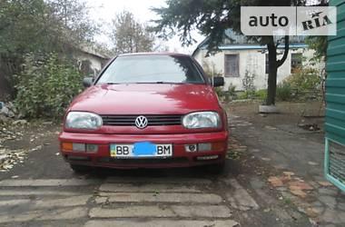 Volkswagen Golf III 1995 в Луганске