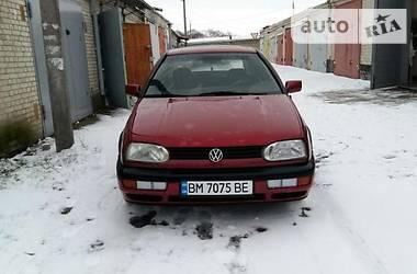 Volkswagen Golf III 1995 в Сумах
