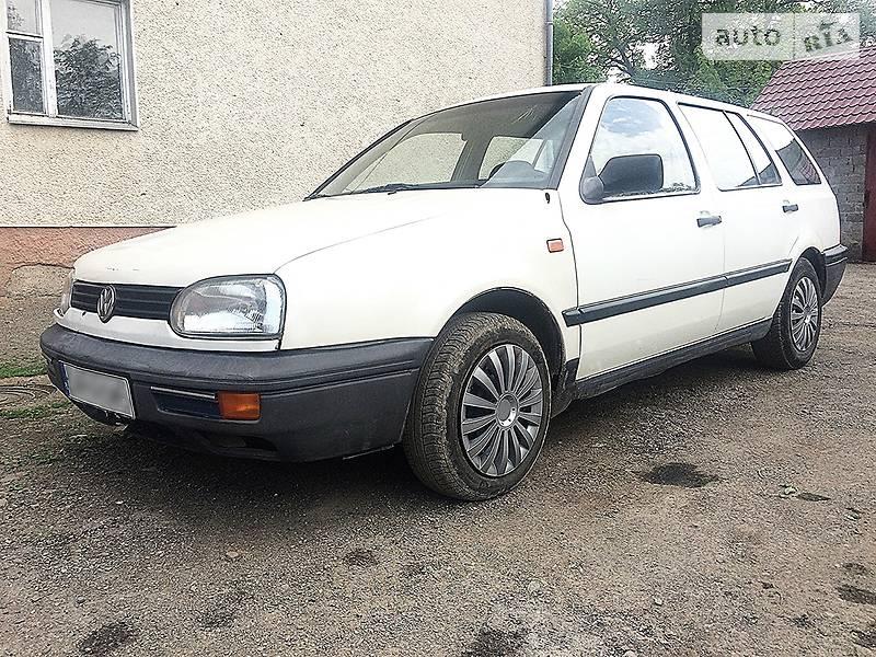 Volkswagen Golf III 1995 в Богородчанах