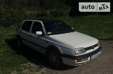 Volkswagen Golf III 1993 в Тернополе