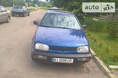 Volkswagen Golf III 1994 в Полтаве